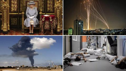 أبرز صور الأسبوع: إليكم أهم الأحداث المصورة في مختلف بقاع العالم