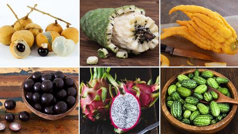 بالصور: تعرفوا إلى أغرب أنواع الفواكه وأسمائها حول العالم
