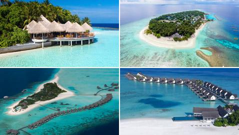 بالصور: تعرفوا إلى 10 أجمل شواطئ في جزر المالديف لرحلتكم المقبلة