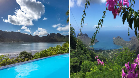 جزيرة الجنة.. نظرة داخل واحدة من أكثر المواقع النائية الخلابة في العالم