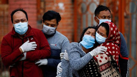 كورونا يفتك بالهند.. أعلى عدد وفيات بالعالم في يوم واحد