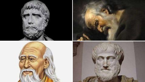 صور: تعرفوا إلى الفلاسفة الذين وضعوا أسس العالم الذي نعيشه