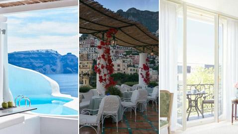 بالصور: تعرفوا إلى أفضل وأجمل 3 فنادق رومانسية الطابع في أوروبا