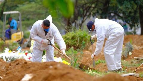 البرازيل.. وفيات كورونا تتخطى النصف مليون