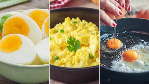 لماذا يستحيل تحضير طبق البيض المثالي رغم سهولته؟ 13 خطأ شائعا وراء الأمر