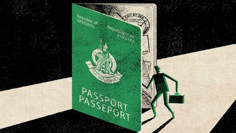 هاربون وساسة عرب يشترون جواز سفر (فانواتو).. هوية للبيع لدولة غير معروفة