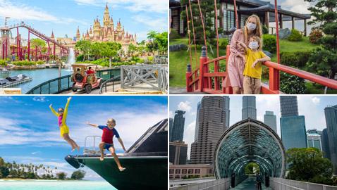 بالصور: تعرفوا إلى وجهات سياحية آسيوية آمنة وممتعة للعائلات