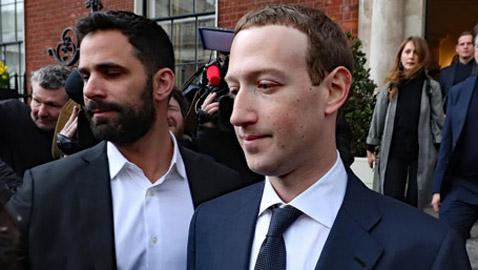 مؤسس فيسبوك يتصدر قائمة أعلى تكاليف الحماية الشخصية لرؤساء شركات التكنولوجيا