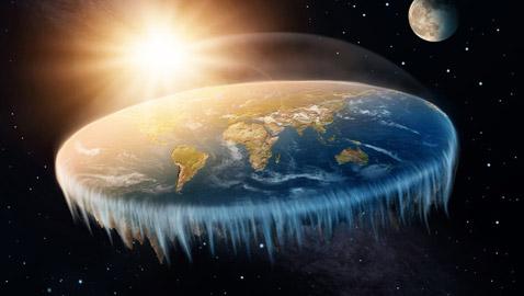ماذا لو كانت الأرض مسطحة؟!.. كيف ستكون الحياة على كوكبنا؟