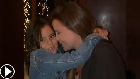 فيديو: كارول سماحة تحتفل بعيد ميلادها الـ49 مع ابنتها