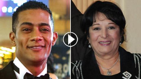 فيديو: سميرة عبد العزيز تفضح كيف شتمها محمد رمضان لرفضها تمثيل دور أمه!