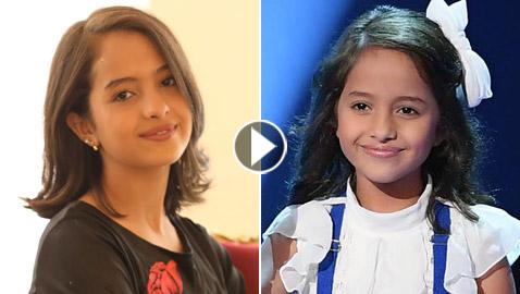 فيديو وصور: هل تذكرون طفلة ذا فويس كيدز اليمنية ماريا قحطان؟ لن تصدقوا كم تغيرت
