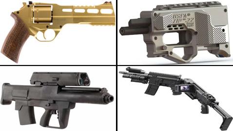 بالصور: إليكم أروع 10 أسلحة مستقبلية تبدو من الخيال لكنها موجودة حقا