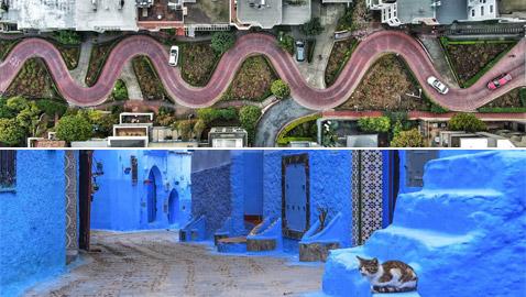 أحدها عربي.. تعرفوا إلى 7 من أروع شوارع العالم وأفضلها (صور)