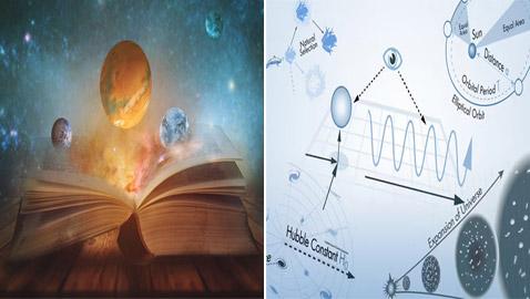 10 قوانين ونظريات علمية تفس ر عمل الكون عبر شرح الطريقة والسبب