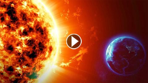 العلماء يحددون موعد وطريقة موت الشمس ومرحلة رحيل البشرية! فيديو