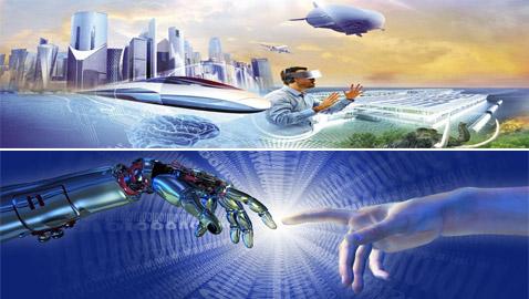 تكنولوجيا مرعبة بعد 29 عاما.. هكذا ستكون الحياة على الأرض! صور