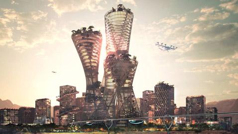 تكلفتها 400 مليار دولار.. كشف النقاب عن خطط لمدينة جديدة بصحراء أمريكا