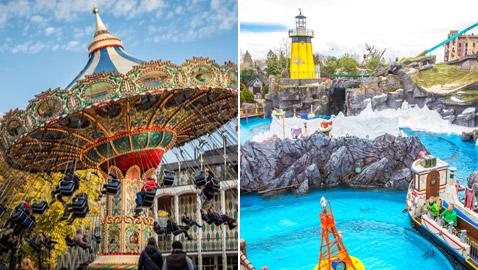 بالصور: إليكم 3 مدن ملاه ترفيهية في أوروبا لقضاء أوقات ممتعة