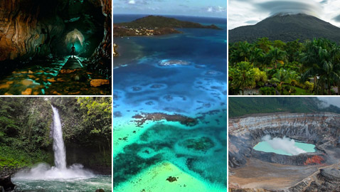 بالصور: إليكم 5 معالم طبيعية رائعة في كوستاريكا جديرة بالاستكشاف