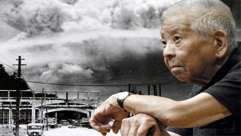 ياباني نجا من قصف القنبلتين الذريتين بأعجوبة!