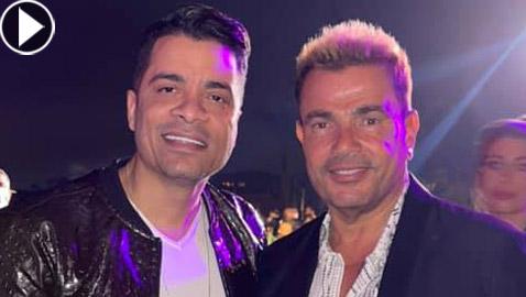 مفاجأة: حسن شاكوش يتفوق على عمرو دياب في 2021