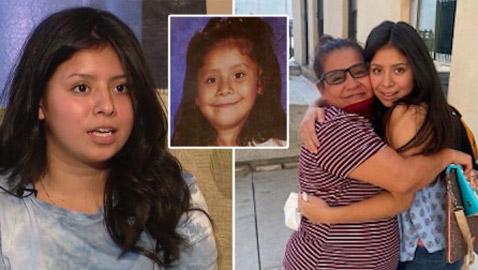مكسيكية تلتقي بابنتها بعد 14 عاماً من اختطافها