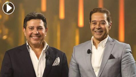 فيديو هاني شاكر يفجّر مفاجأة: عمرو دياب تنازل لي عن اغنية بتحبيه!