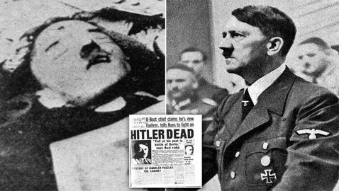 وفاة الألماني أدولف هتلر.. وهل هرب الزعيم النازي حقا؟