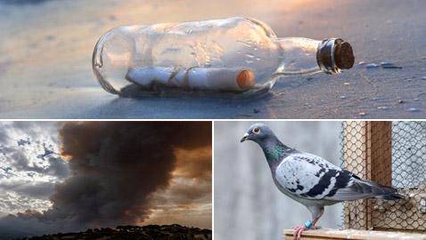 الدخان والطبول والقوارير.. تعرفوا إلى طرق التواصل الإنسانية القديمة