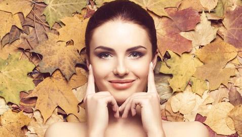 نصائح هامة للعناية بالبشرة في الخريف