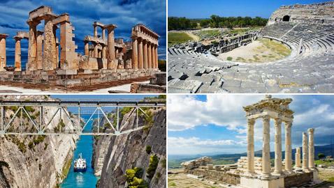 بالصور: إليكم 8 مدن إغريقية.. تعرفوا إلى سر  قوتها