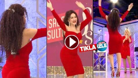 فيديو: التحقيق مع طبيبة قلب تركيه لانها  رقصت في برنامج على الهواء