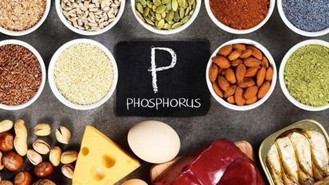 أعراض تنذر بنقص الفوسفور في الجسم