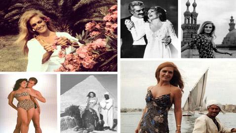 فنانة ومغنية إيطالية مصرية، ولدت بحي شبرا بمصر وانتحرت في فرنسا