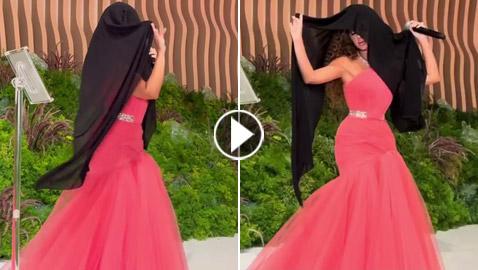 فيديو ميريام فارس تؤدي رقصة السامرية وتثير السخرية والجدل