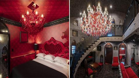 في هذا الفندق يمكنكم عيش أجواء الهالوين على مدار العام.. اكتشفوا كيف!