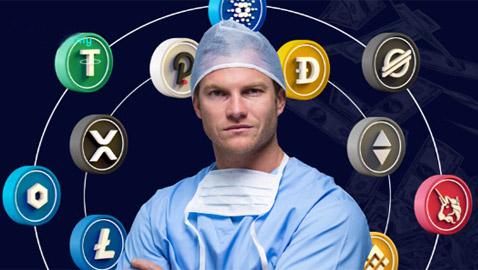 قصة ملهمة لممرض أمريكي أصبح مليونيرا بفضل العملات المشفرة