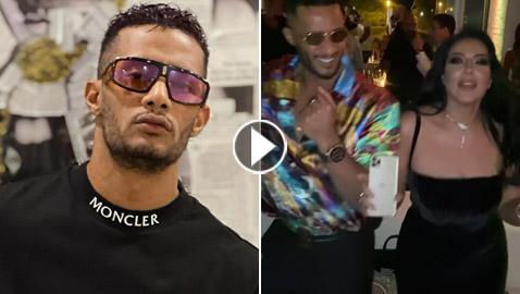 فيديو رقص سمية الخشاب مع محمد رمضان.. وهل سيتم شطبه من نقابة الممثلين؟