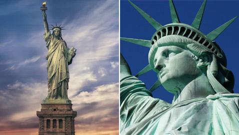 تمثال الحرية.. ورحلة الأيقونة الأمريكية الأشهر من السويس إلى نيويورك
